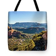 F And B Ridge 07-028 Tote Bag