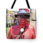 F And I War Re-enactor 6965 Tote Bag