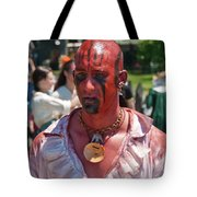 F And I War Re-enactor 6972 Tote Bag