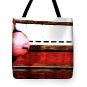 F Dock Buoy Tote Bag