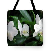 F11 Orchid Flowers Tote Bag