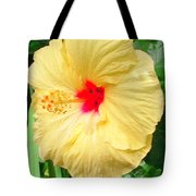 F12 Yellow Hibiscus Tote Bag