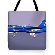 F18 Super Hornet Tote Bag
