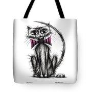 Fab Cat Tote Bag