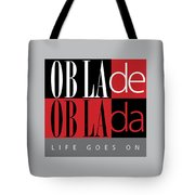 Fab Four Fave Tote Bag