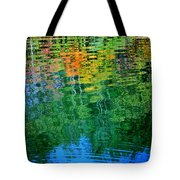 Fabian Pond Reflections3 Tote Bag