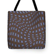 Fabric Design 17 Tote Bag by Karen Musick