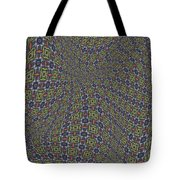 Fabric Design 20 Tote Bag by Karen Musick
