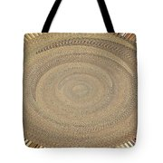 Fabric Design Abstract #9825pc Tote Bag