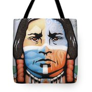 Fabric Of Harmony Tote Bag