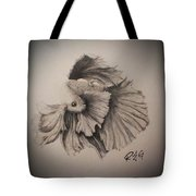 Fabulous Fighter Tote Bag