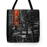 Fabulous Fox Theater Tote Bag