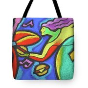 Fabulous Outdoor Party Tote Bag