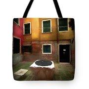 Facade Of Venice V1  Tote Bag