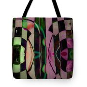 Face 2 Face Tote Bag