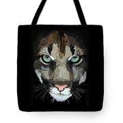 Face De Puma Tote Bag
