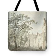 Face In The City Montfoort Tote Bag