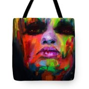 Face Me Tote Bag