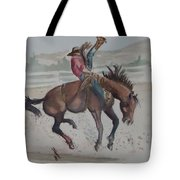 Face Meet  The Chaps Tote Bag