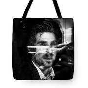 Face Of Corporate Tote Bag