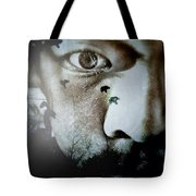 Face Of Impurity Tote Bag