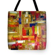 Face Of The Abyss Tote Bag