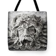 Father Time 2 Tote Bag