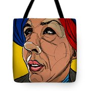 Face The Sun Tote Bag