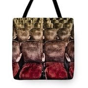 Face Your Audience Tote Bag