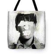Faceless No 02 Tote Bag