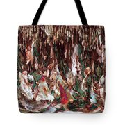 Face's Within Tote Bag