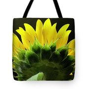 Facing The Dark Tote Bag