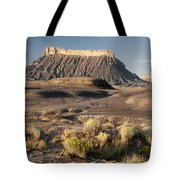 Factory Butte 0552 Tote Bag