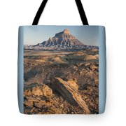 Factory Butte 0768 Tote Bag