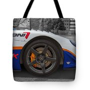 Factory Five Racing Car Tote Bag