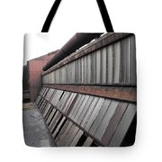 Factory Windows 2 Tote Bag