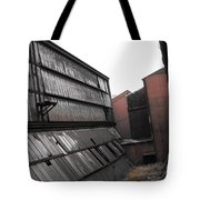 Factory Windows 3 Tote Bag