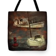 Fade Away Original Tote Bag