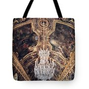 Faded Chandelier  Tote Bag