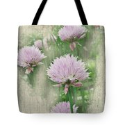 Faded Floral 11 Tote Bag