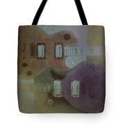 Faded Glory - Les Paul Tote Bag