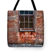 Faded Over Time Tote Bag
