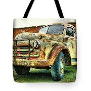 Faded Relic  Tote Bag