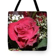 Faded Rose 1 Tote Bag