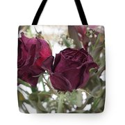 Faded Rose 2 Tote Bag