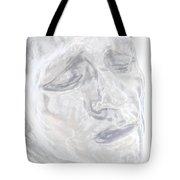 Faded Sculpture Tote Bag