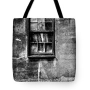 Faded With Time II B-w Tote Bag