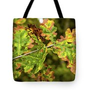 Fading Away Tote Bag