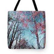 Fading Changes Tote Bag