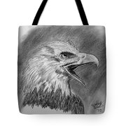 Fading Cry Tote Bag